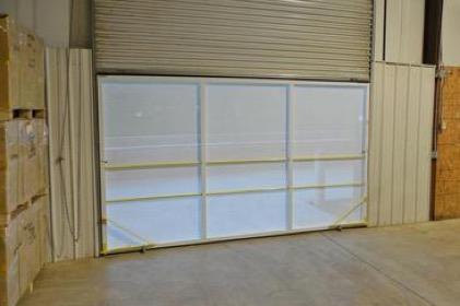 Warehouse Screen Doors