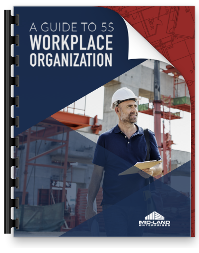 A Guide to 5S Workplace Orgranization
